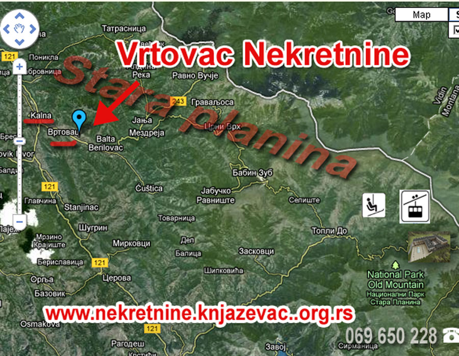 vrtovac-mapa